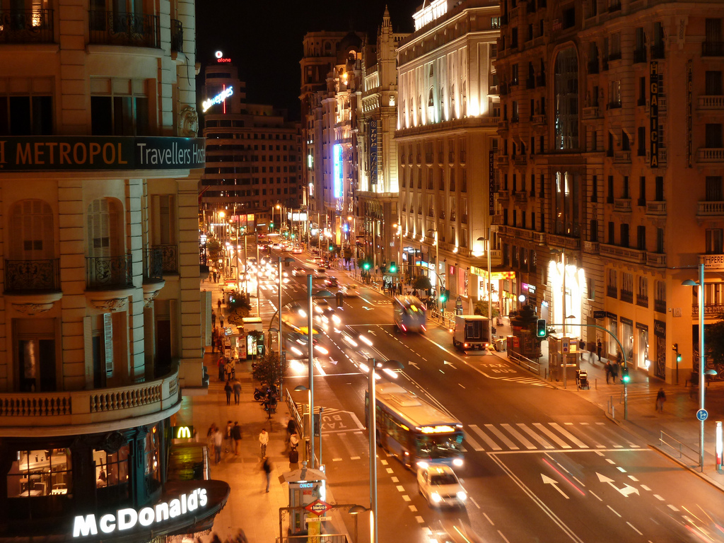 Hotel Centro Madrid  Stelle