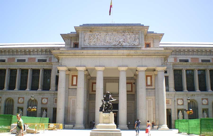 Musei di madrid ecco quali sono i pi visitati for Calle del prado 9 madrid espana