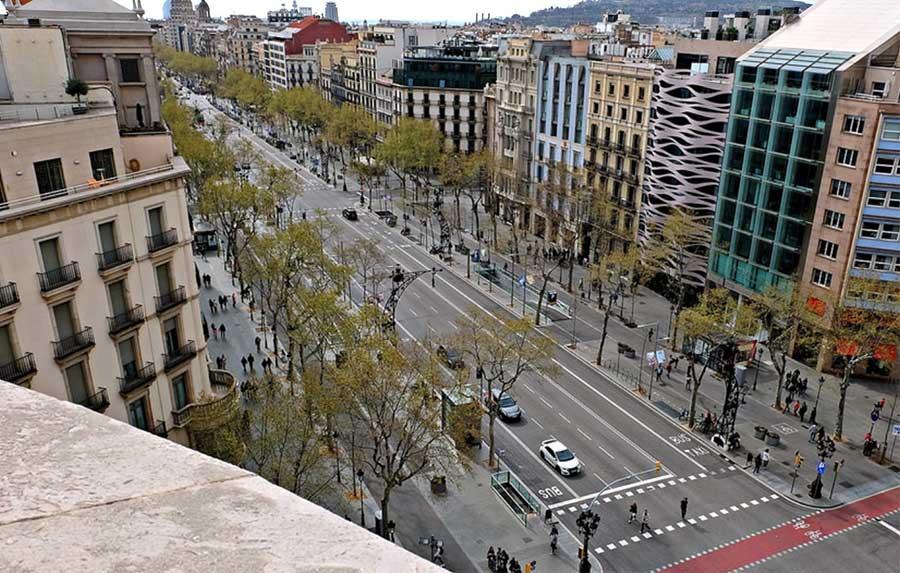 Eixample cosa vedere nel famoso quartiere di barcellona for Quartiere gracia barcellona