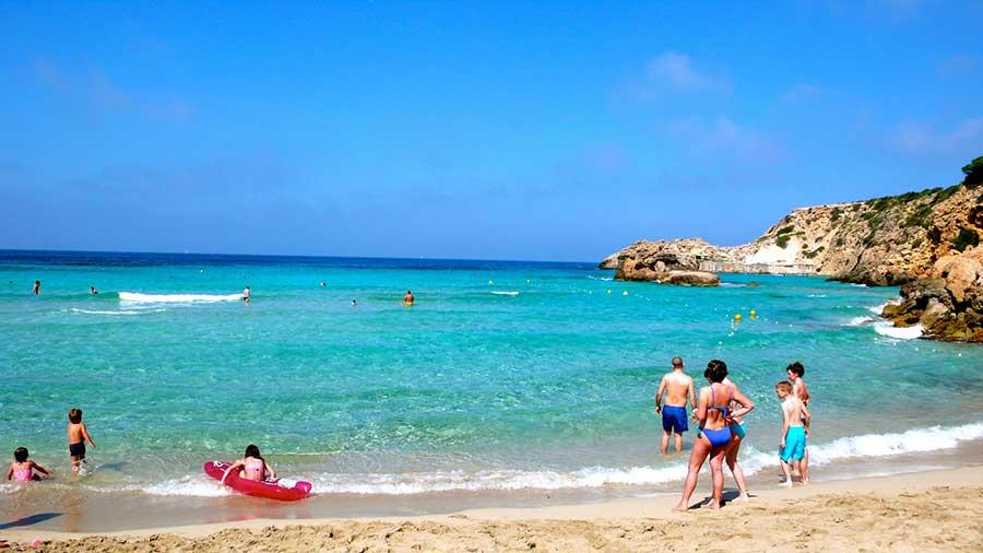 Vacanze a Ibiza - Che mare!