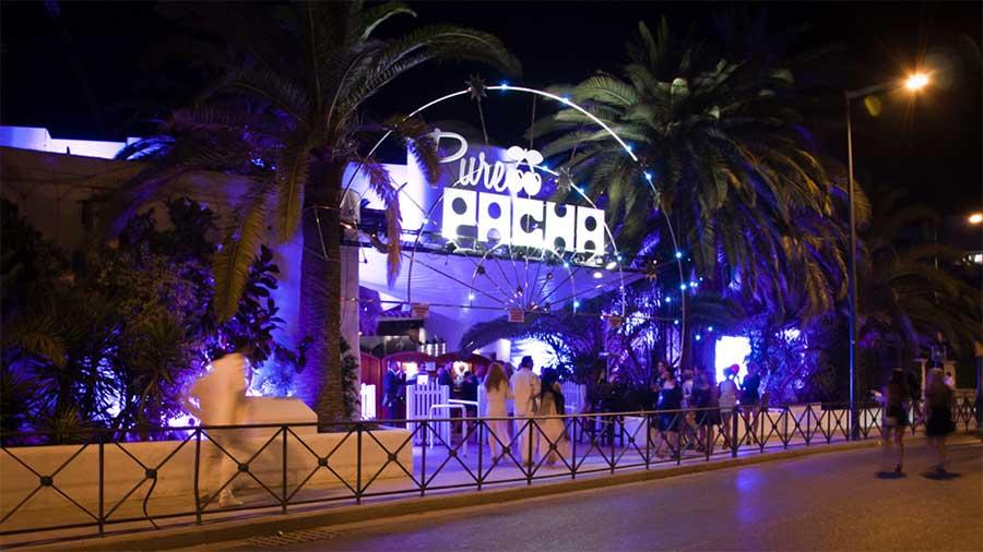 Vacanze a ibiza - Discoteca Pacha