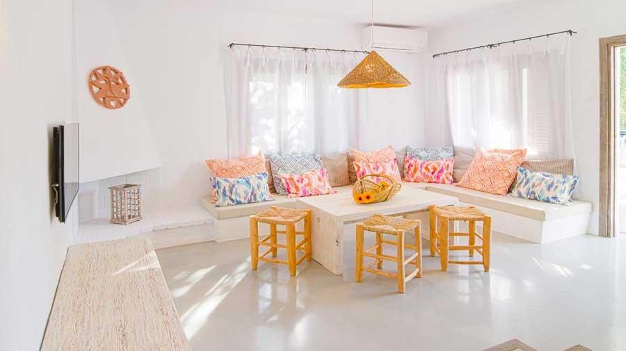 Villas s argamassa soggiorno for Soggiorno ibiza