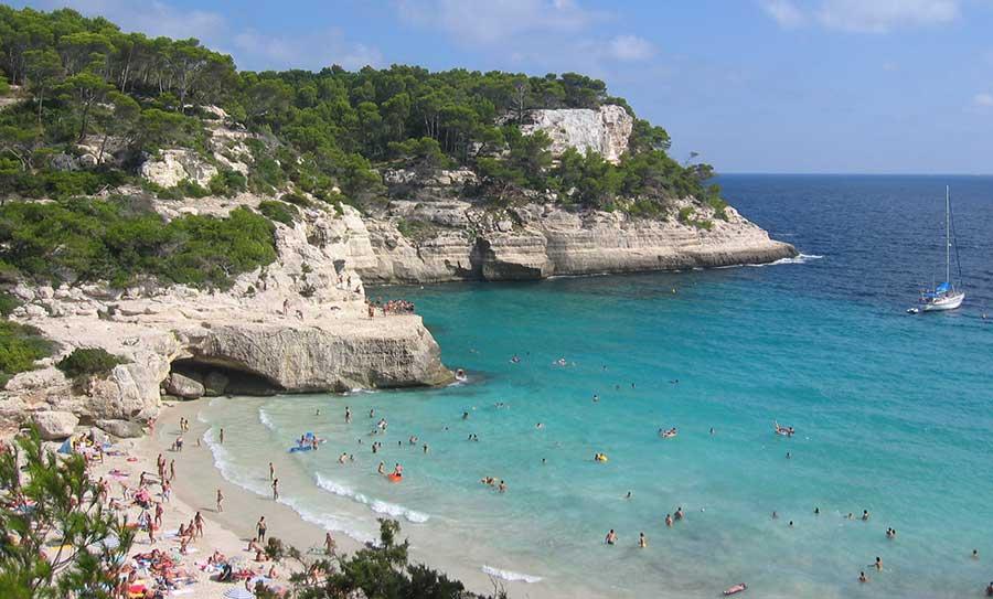 Spiagge Minorca: ecco le 12 più belle ... wooow - HotelSpagna.net