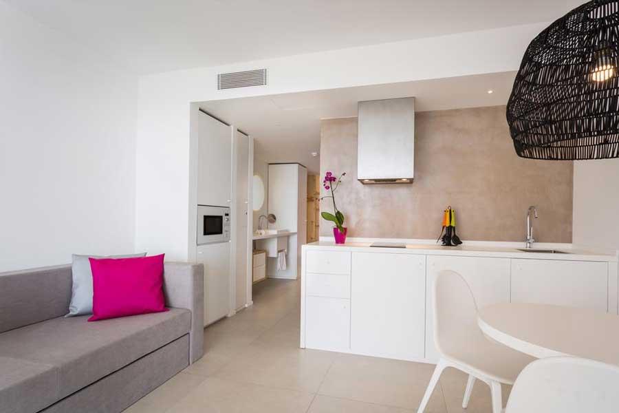 One Ibiza Suites - Uno degli appartamenti