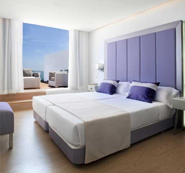 Suite con Vista Mare e Vasca Idromassaggio
