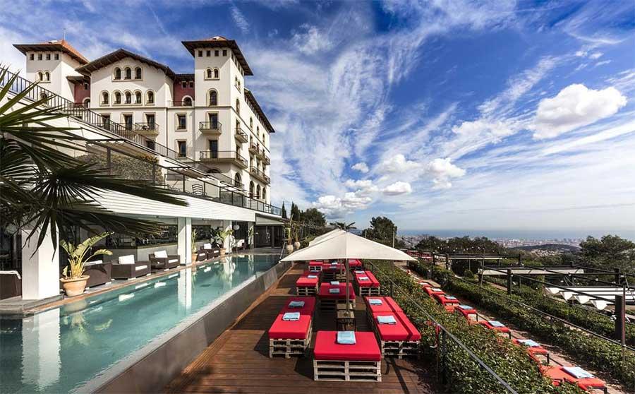 Gran Hotel La Florida: soggiorna in uno degli hotel a ...