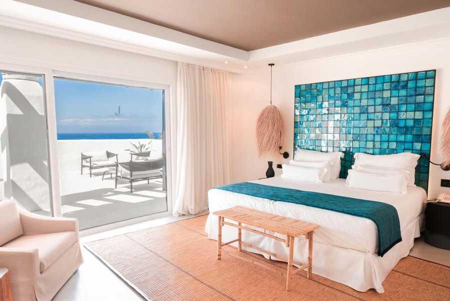 Una delle favolose camere - Hotel Jardin Tropical
