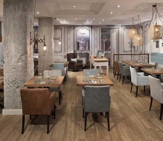 Hotel Meliá Granada - La sala ristorante